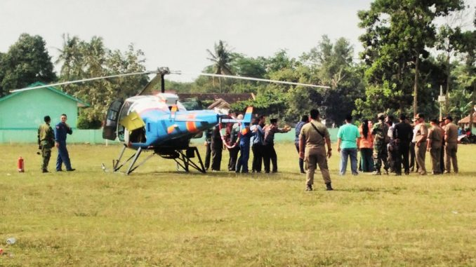 Gubernur Lampung datang ke SMAN 1 Banjar Agung