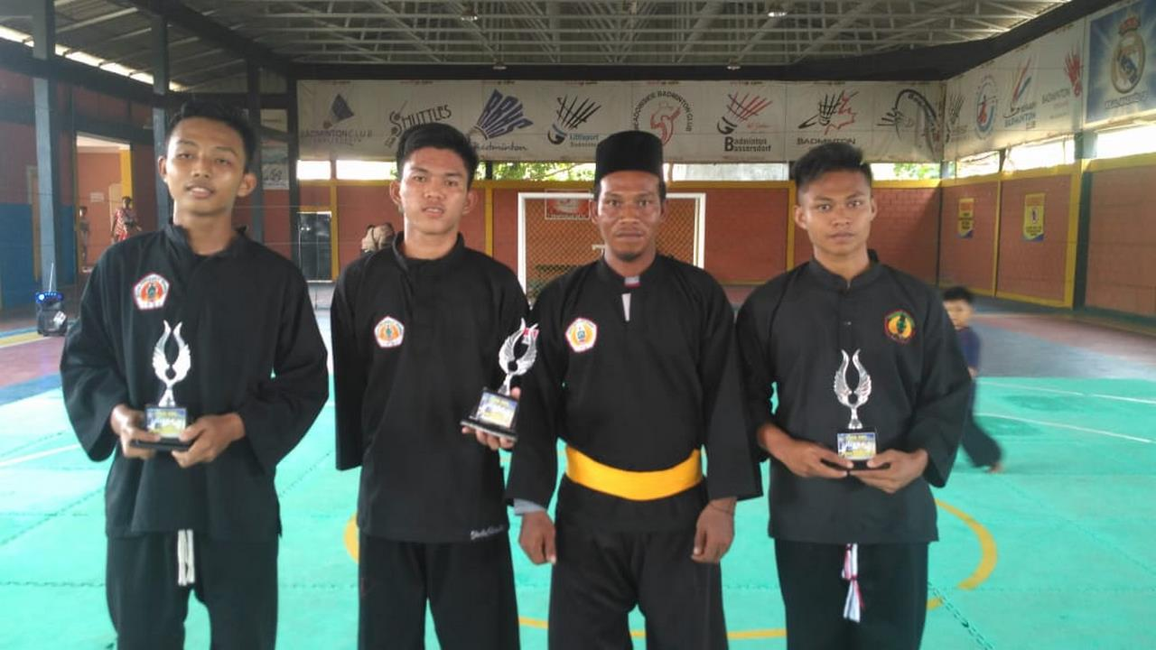 Juara OSK Pencak Silat 2019
