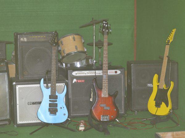 Ruang Band Musik