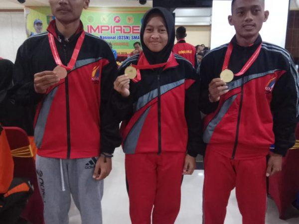 Juara 3 Atletik Tingkat Provinsi 2019
