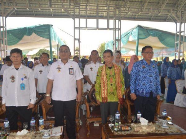 SMA 1 Banjar Agung Wakil Tulangbawang Lomba UKS Tingkat Provinsi Dan Mendapat JUARA 3 Tingkat Provinsi